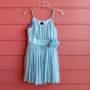 4/$30 NWT Divided Blue Formal Dress